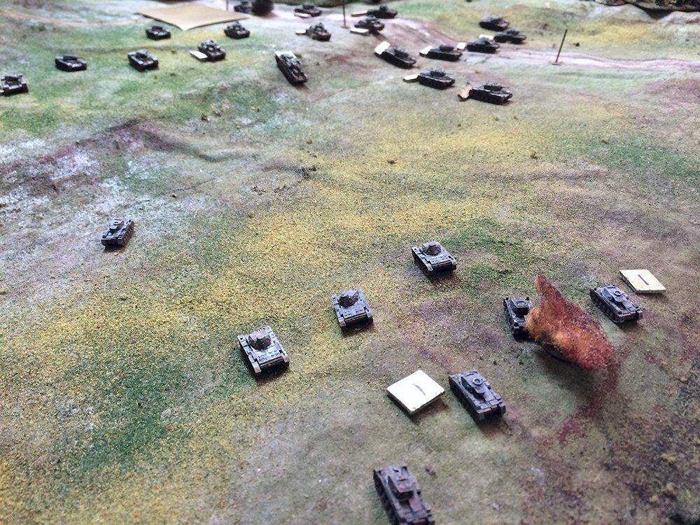 Panzer II Explodes!
