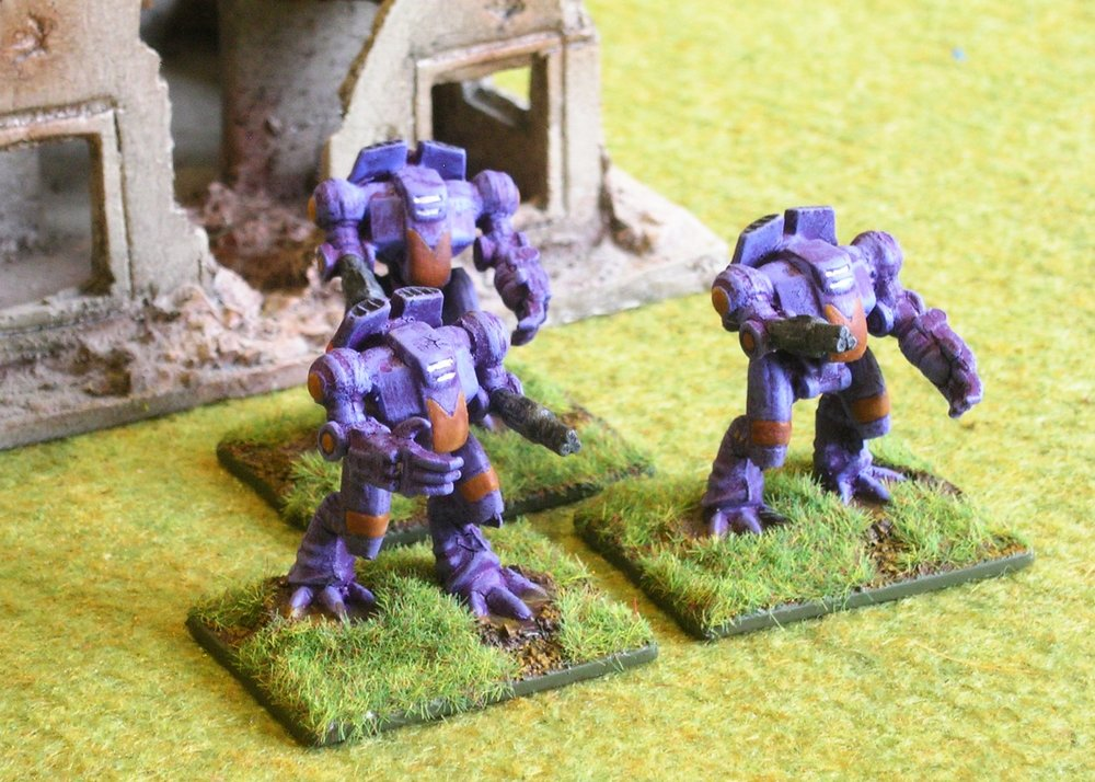 Predator Ayame Assault Battlesuits