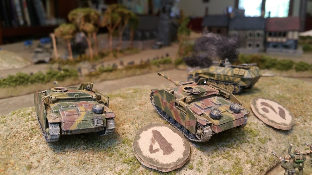 StuGs and TDS Shoot It Out!