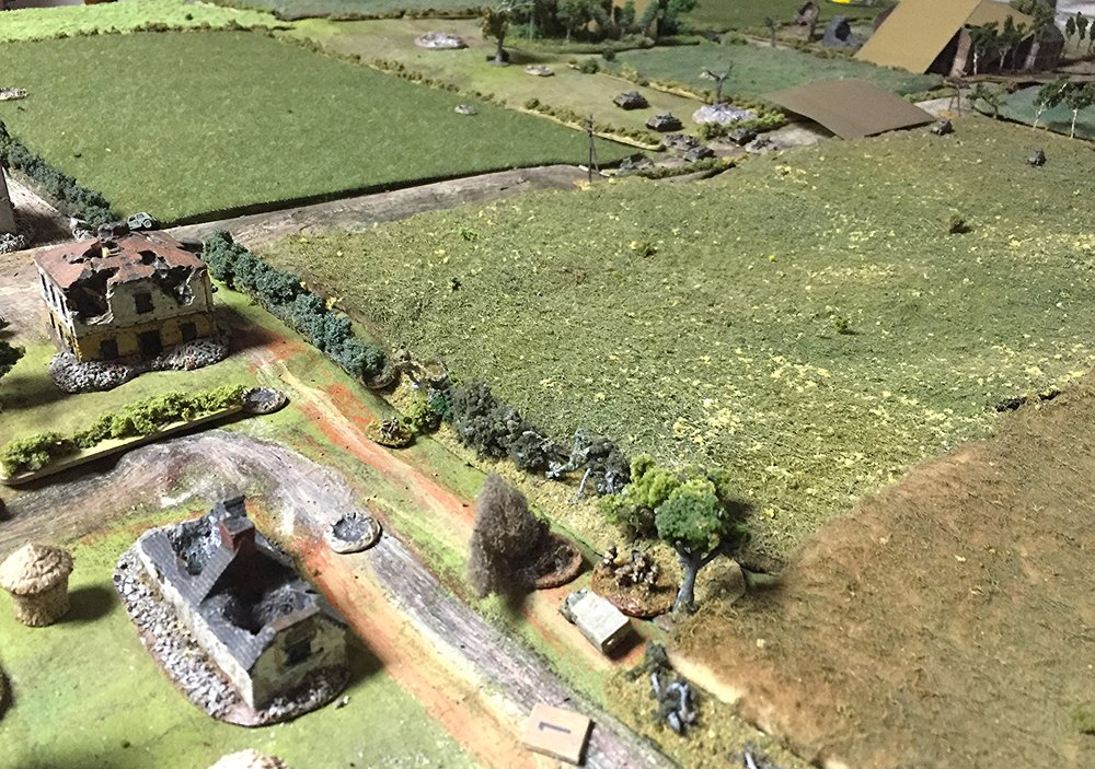 British Defences Open Fire