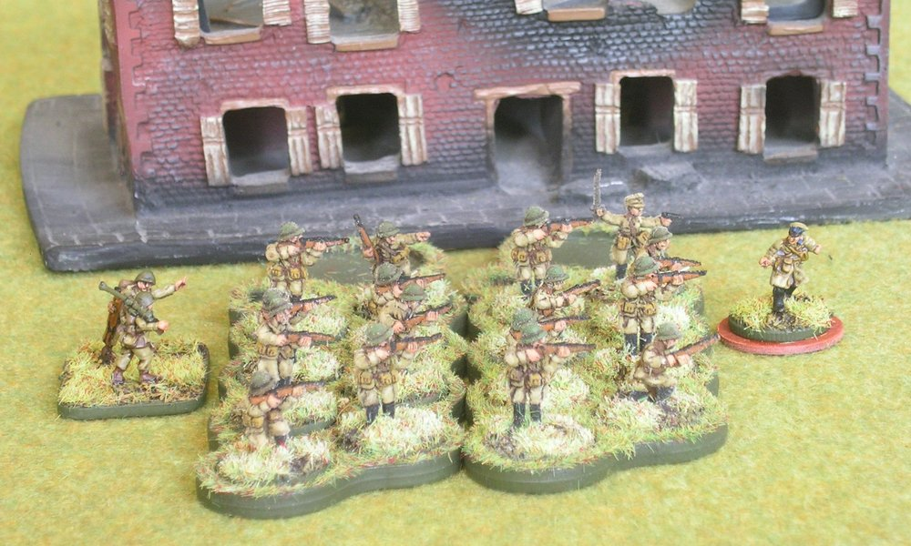 2nd platoon