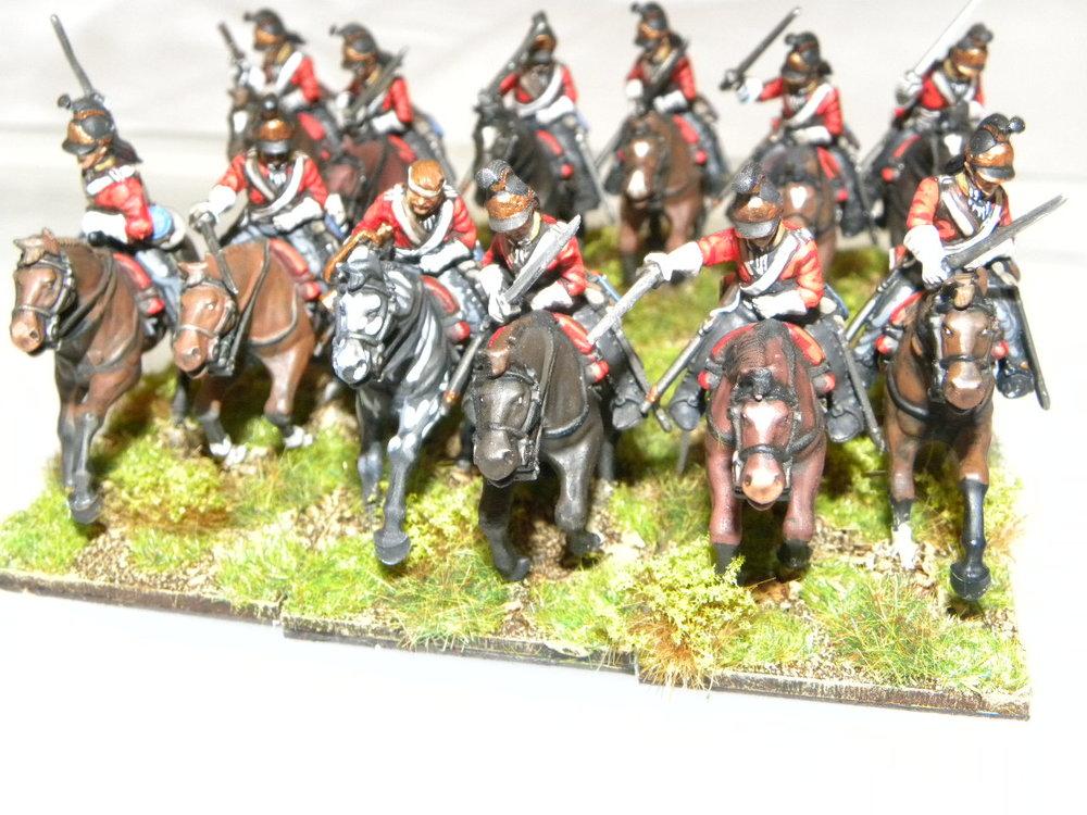 British Heavy Dragoons from Stumpy