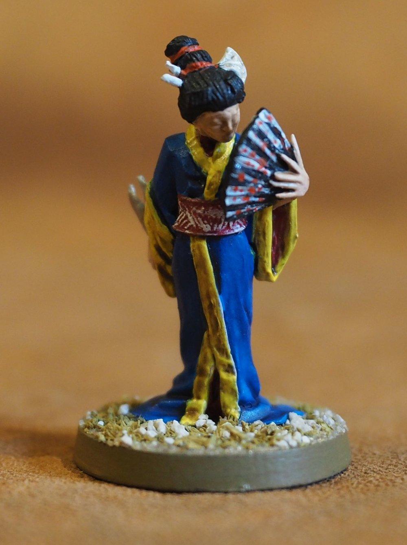 Geisha Assassin from John Haines