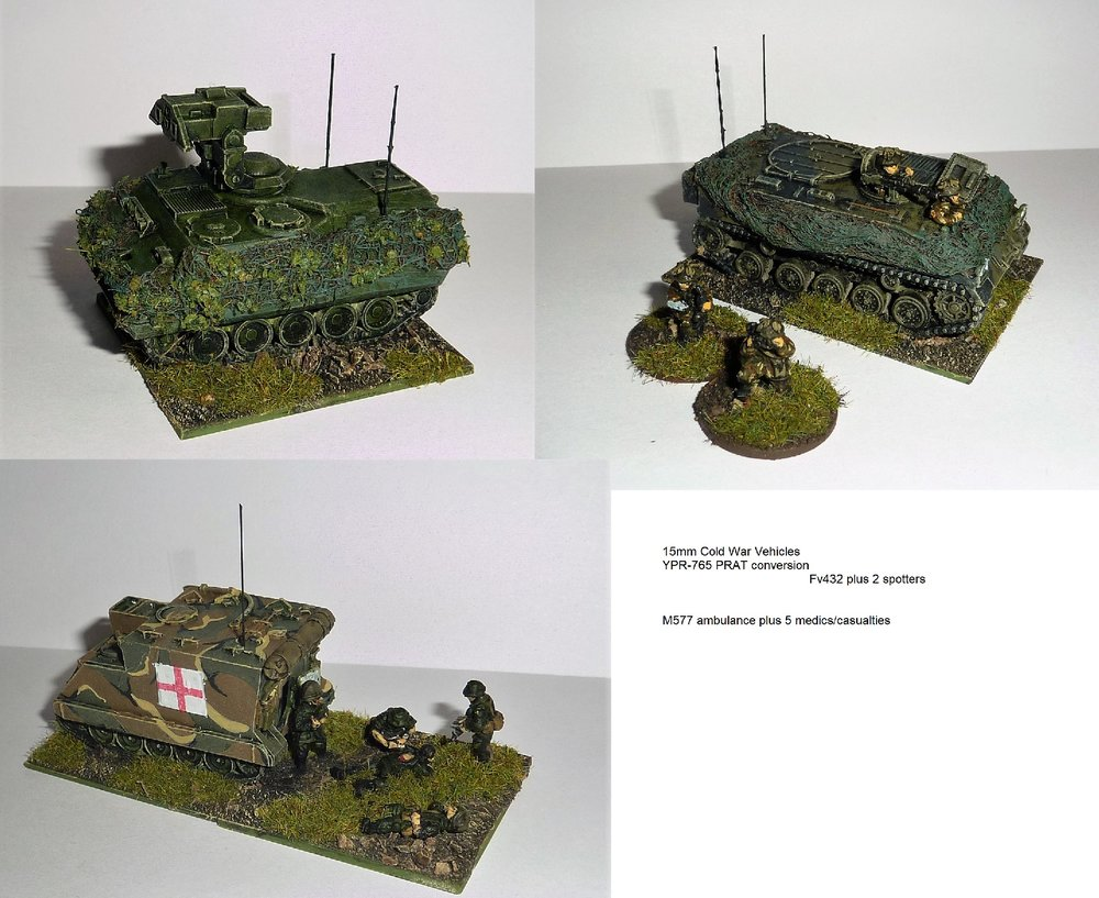 Cold War vehicles from Jason Ralls