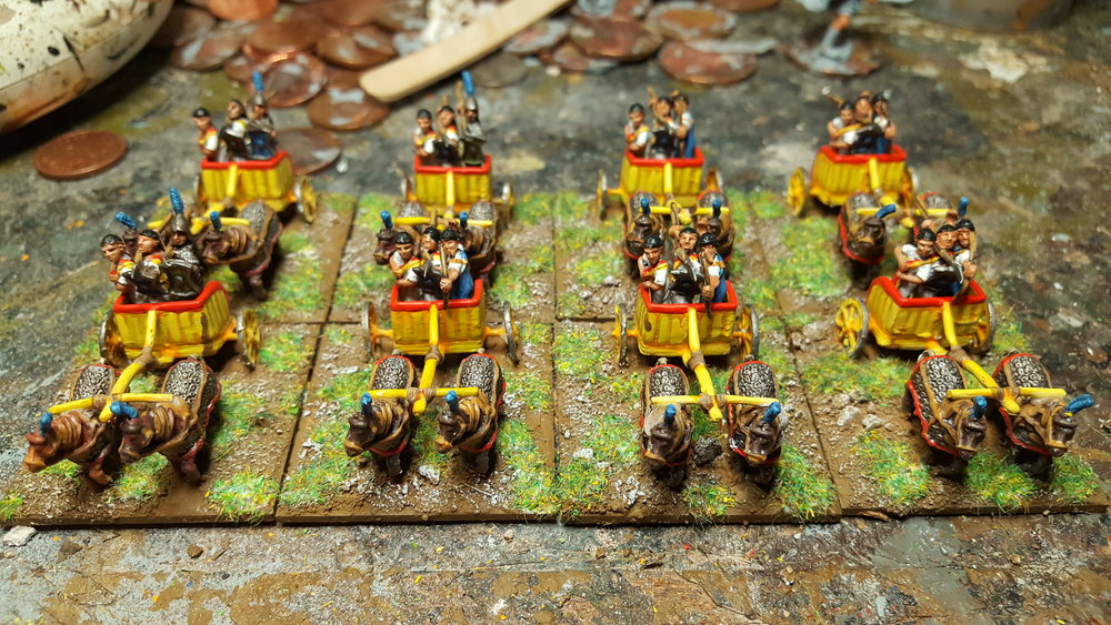 Hittite chariots from Sapper