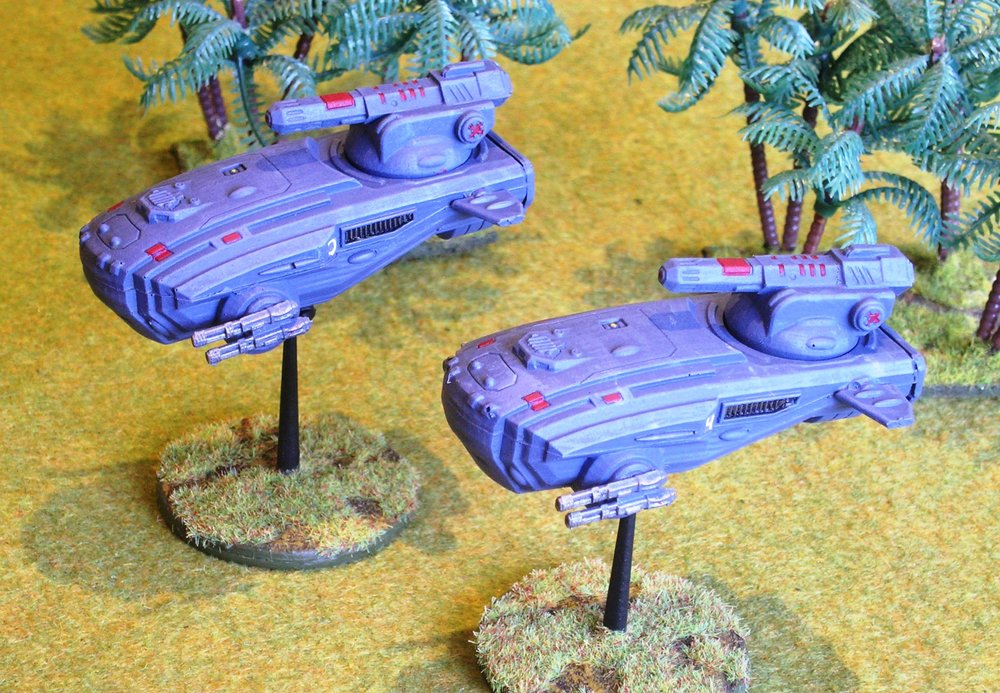 Xarledi Support Tanks