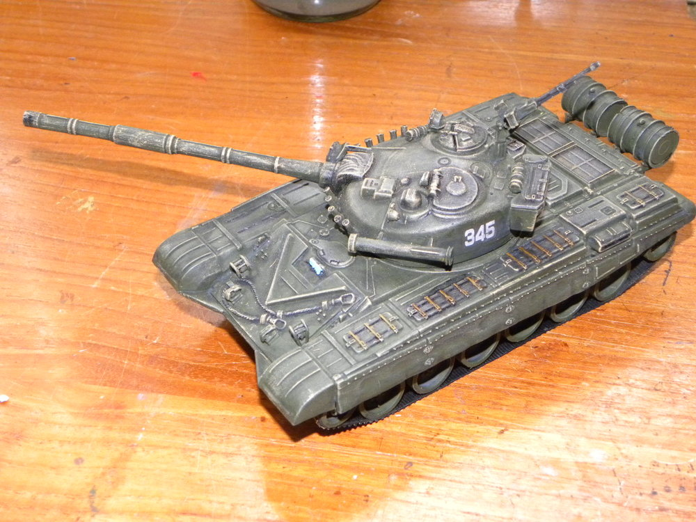 1/48 T-72 for the Chechen war from Stumpy