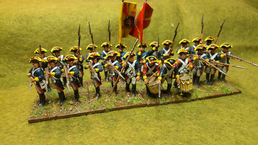 Hessian Musketeers from Sapper