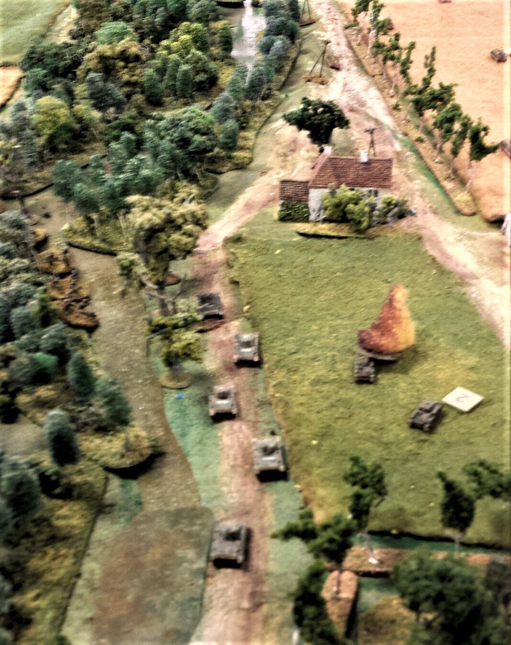 Panzer IIIs Arrive