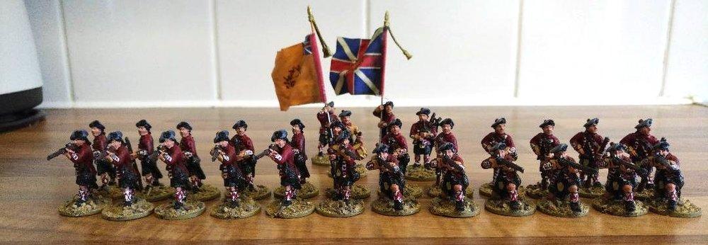 Highlanders from Joe McGinn