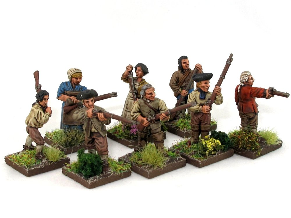 F&IW Settlers from Mr Duffell