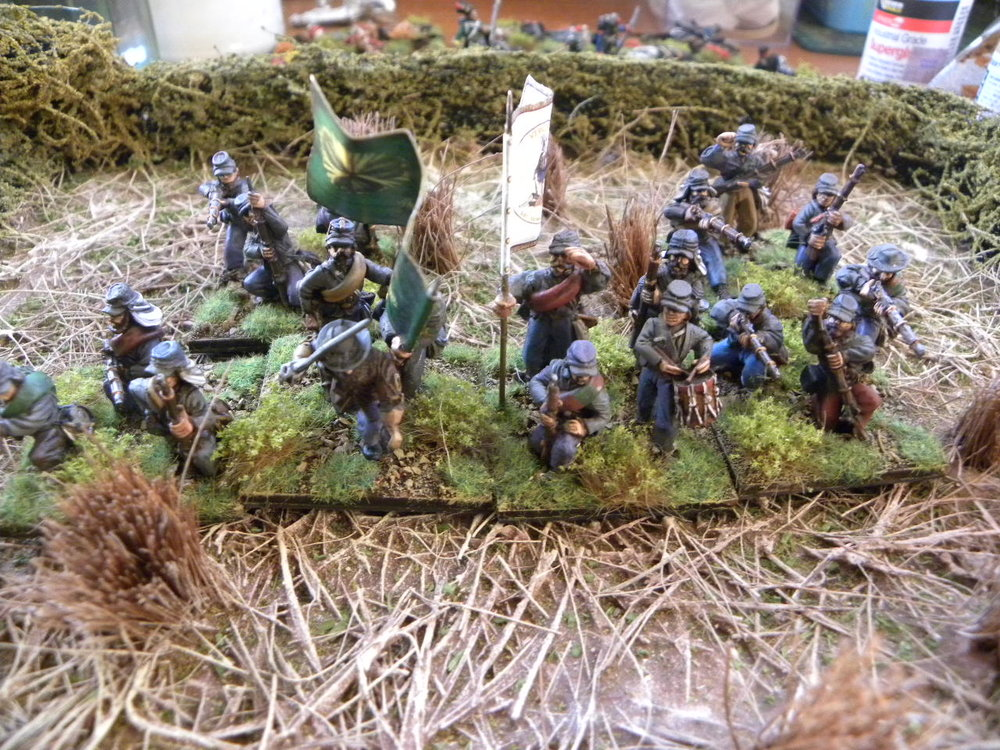 Confederates from Stumpy