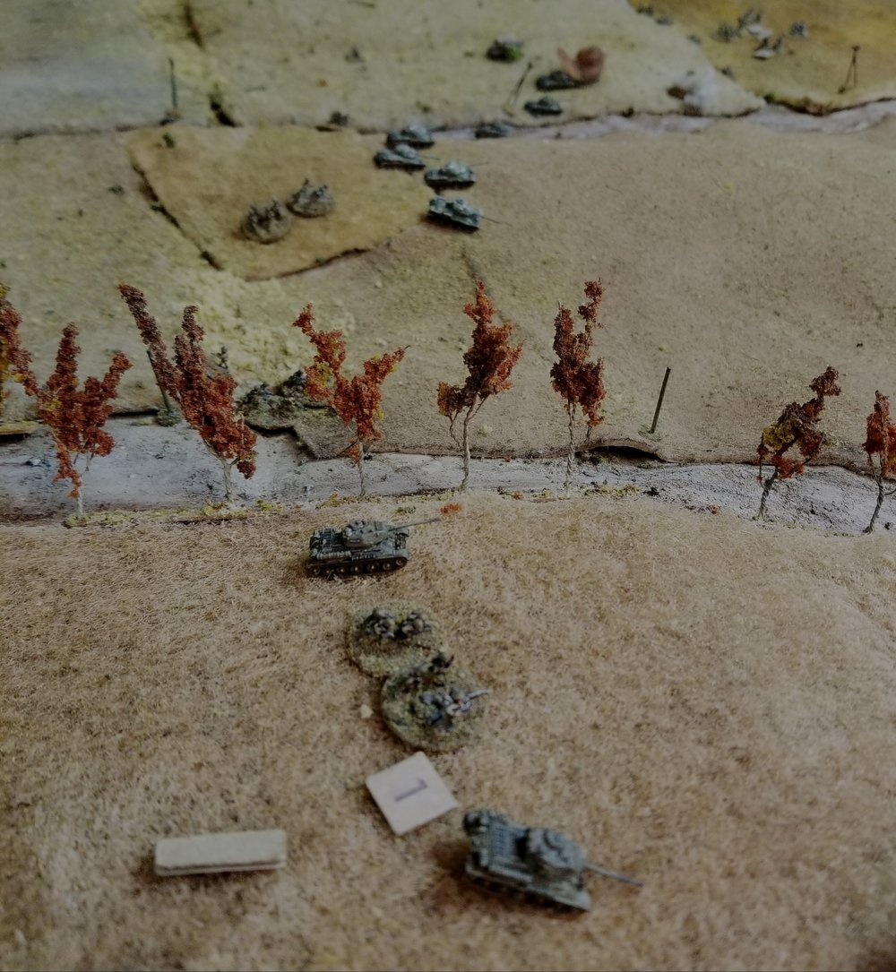 Right Flank Red Armour
