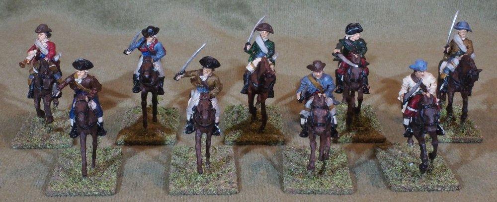 Militia Cavalry