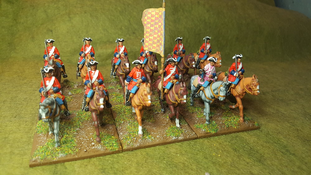 French Dragoons from Sapper