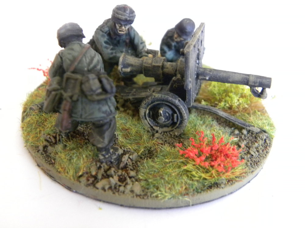 German Fallschirmjaeger re-based by Stumpy