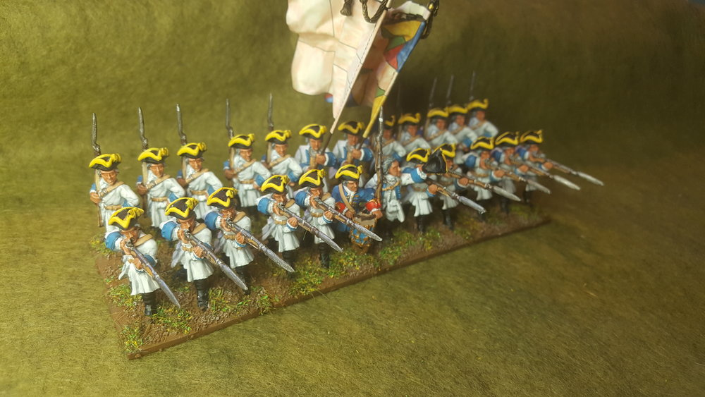Lovely figures from Sapper