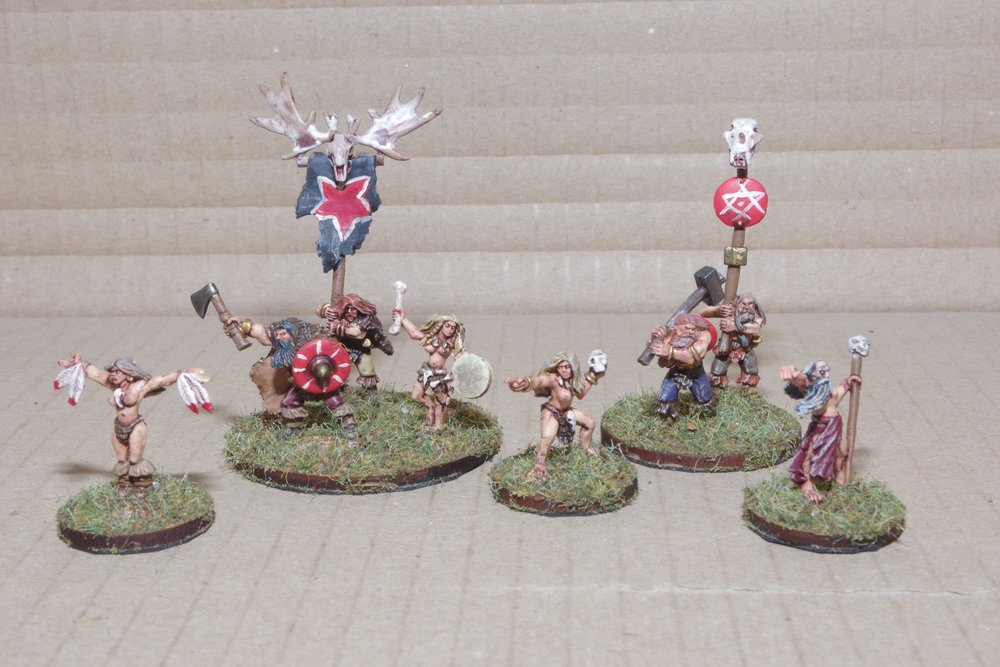 More Copplestone Barbarians from Carole