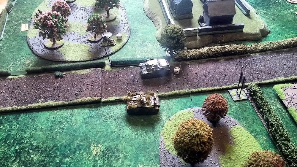 And the StuGs