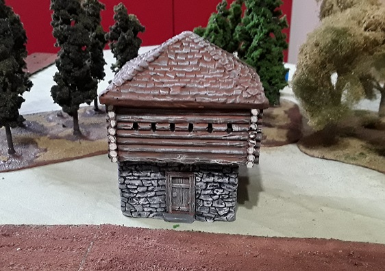 Chris Stoesen's AWI Blockhouse