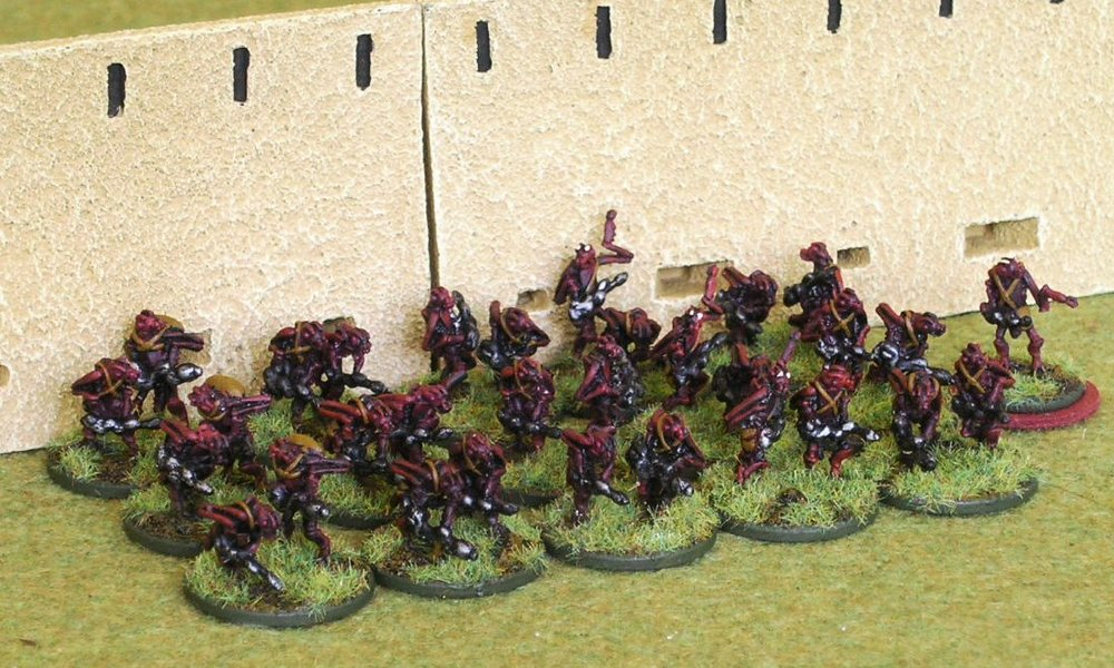 Larval Bug Platoon
