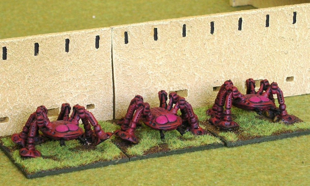 Crawler Bio-Weapons