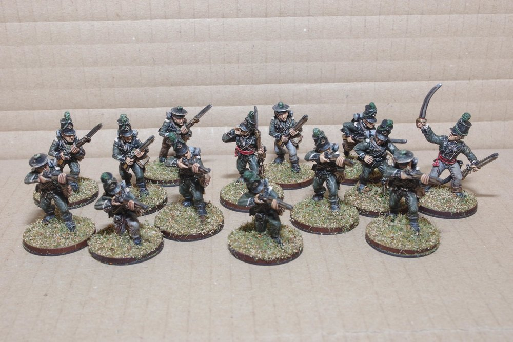 95th Rifles from Carole