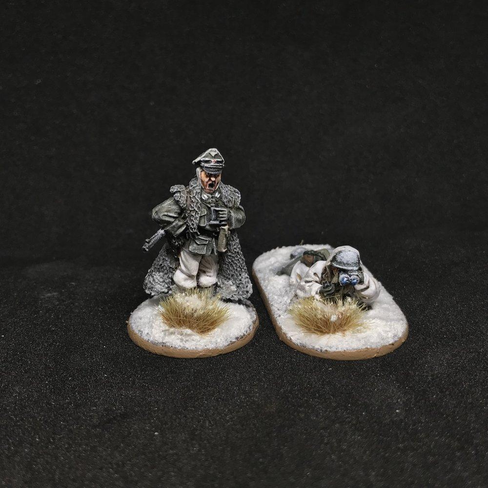 Winter War Germans from Travis...