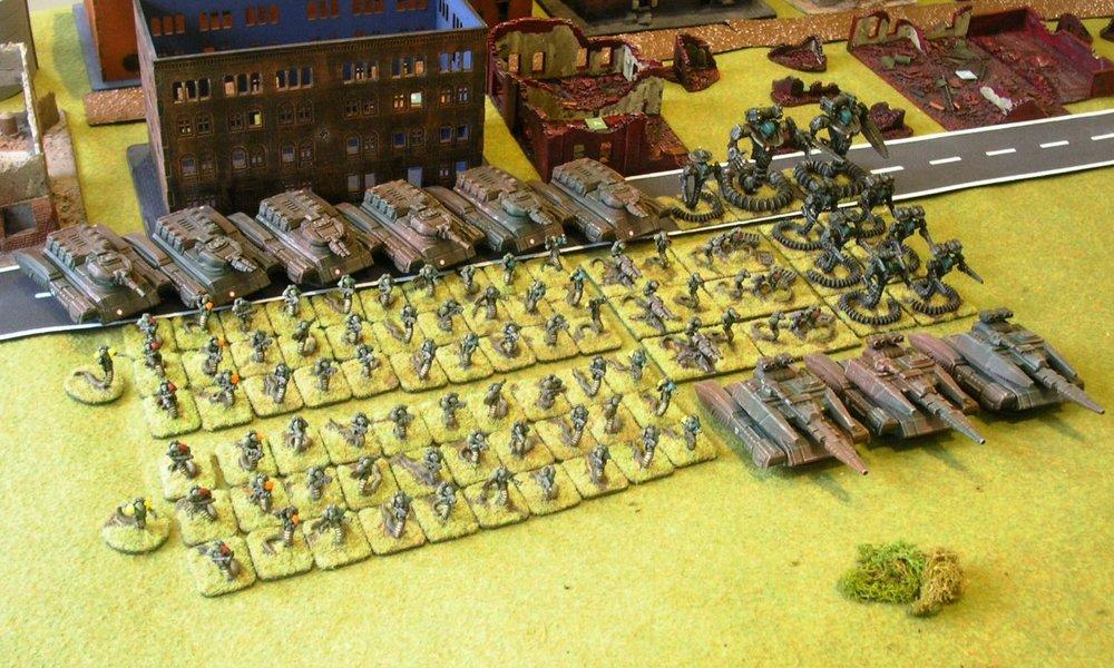 Astagar Mechanised Assault Force