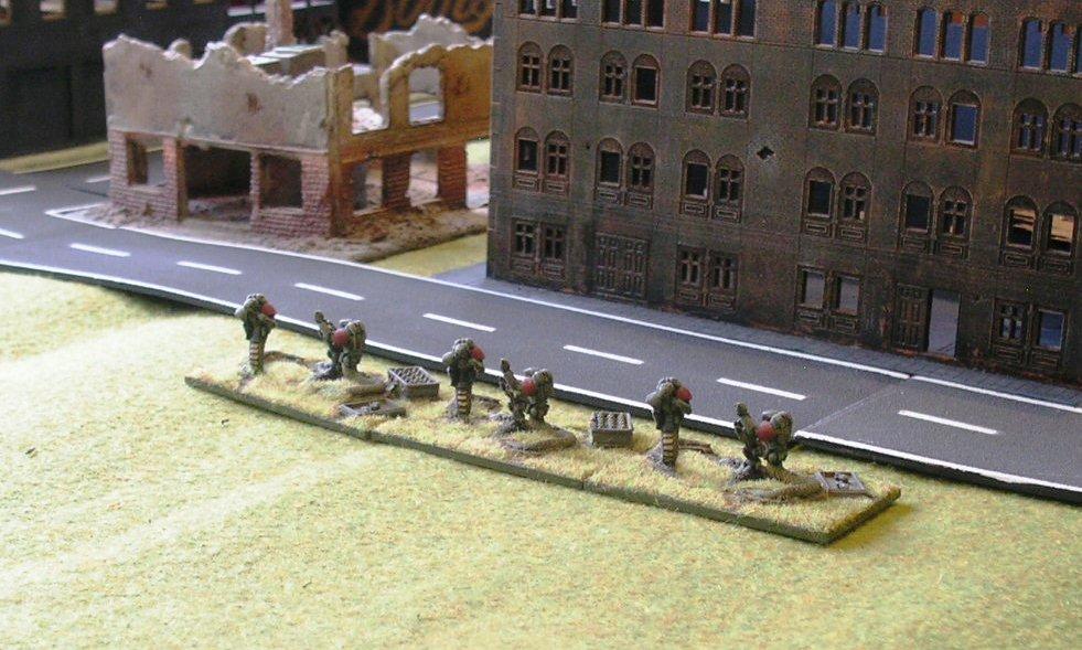 Heavy Mortars
