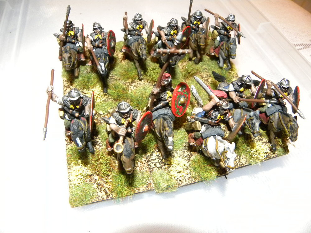 Roman Cavalry based by Stumpy