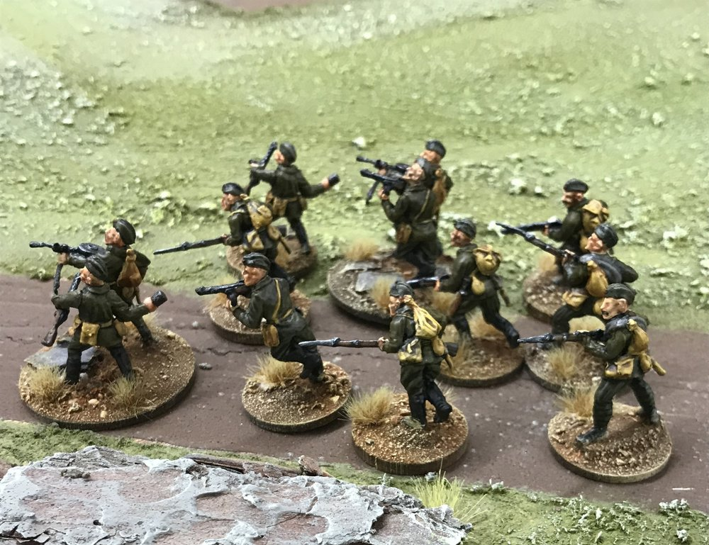 Soviets from Chris Cornwell