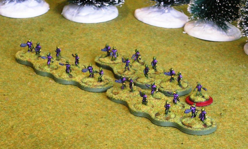 War Caste 2nd Platoon