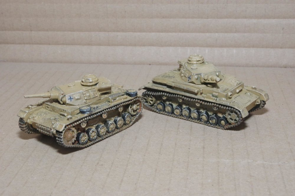 Panzers from Carole