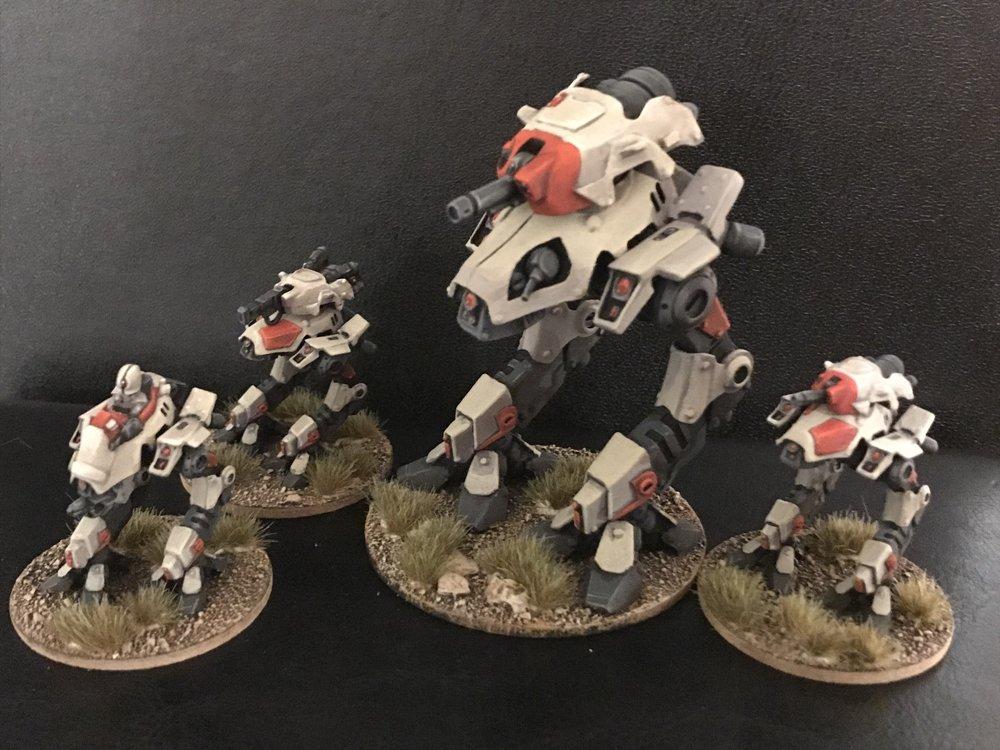 Amakudari Walkers from Ralph