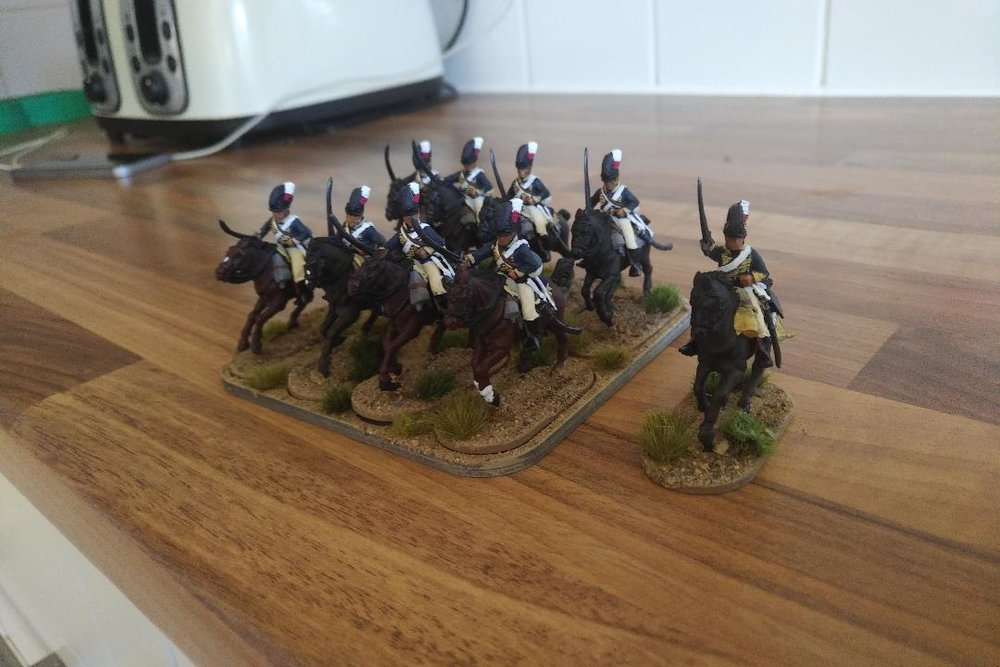 Dragoons from McGinn