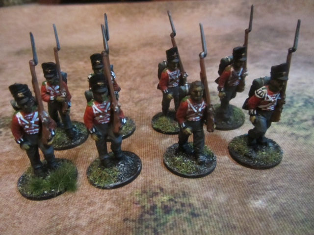 Not another Napoleonic will I paint, he said...
