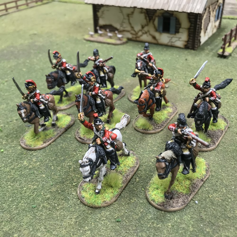 AWI Dragoons from Travis