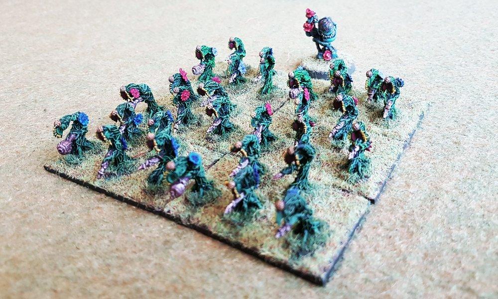 Platoon Three