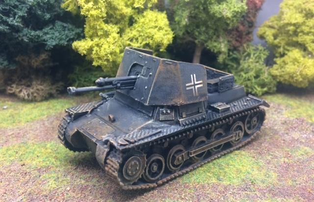 Mat does a Panzerjaeger I