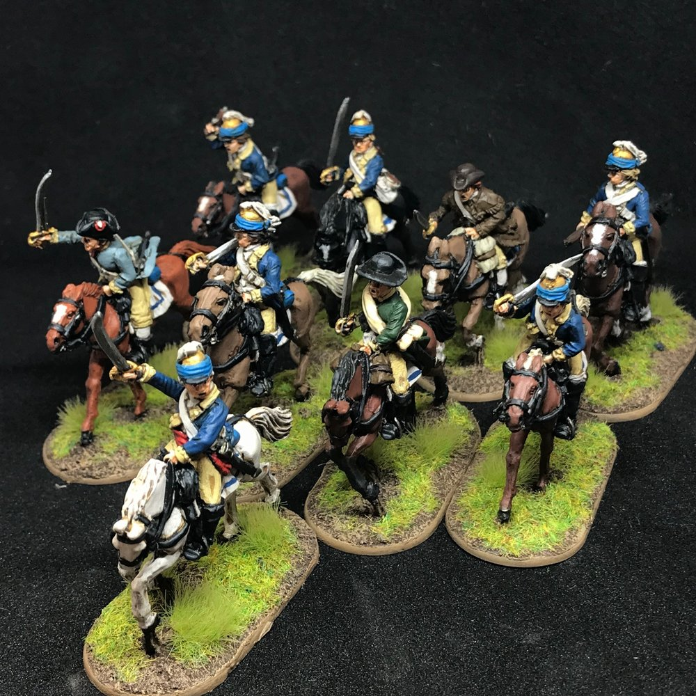 AWI Cavalry from Travis