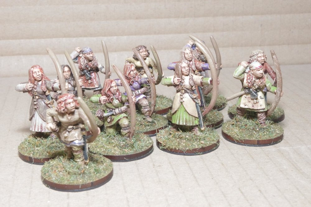 Carole's Viking Archers