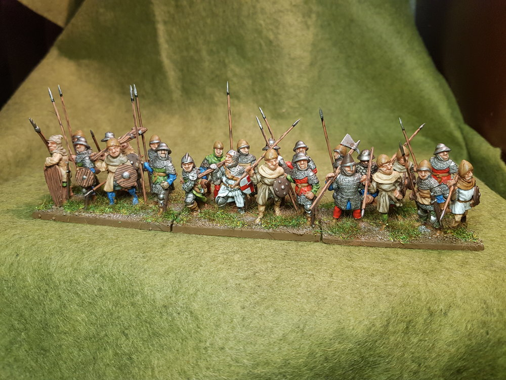 Sapper's Men-At-Arms