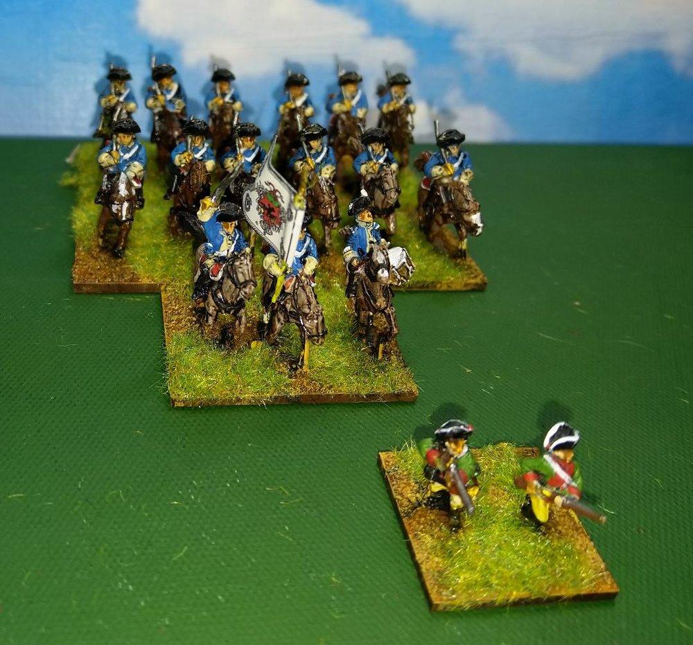 Andrew's Dragoons