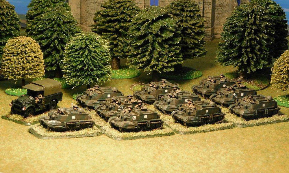 Carrier Platoon