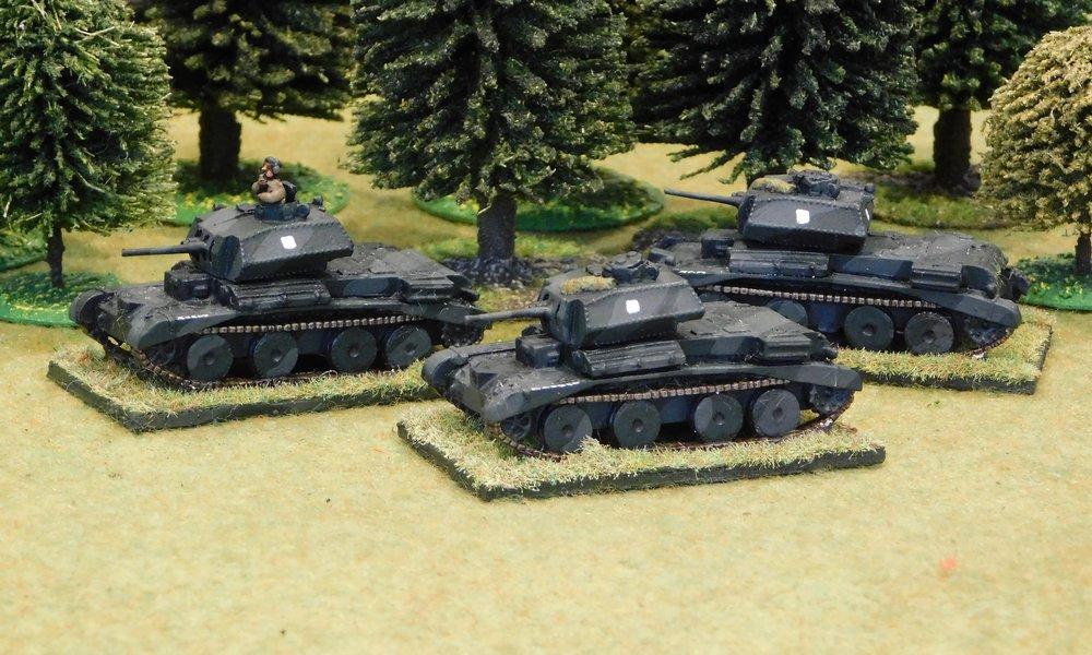 Tank Troop (A13 Cruisers)