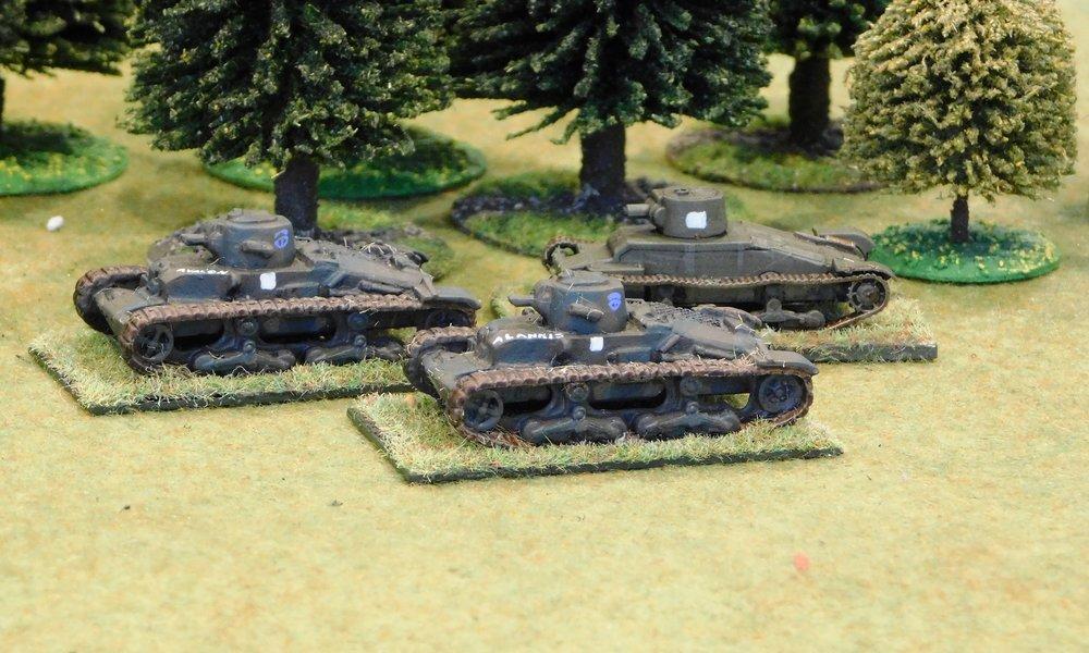 Infantry Tank Troop 4RTR (Matilda I)