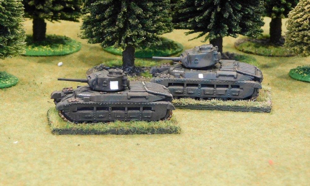Infantry Tank Troop 7RTR (Matilda II)(Remnants)