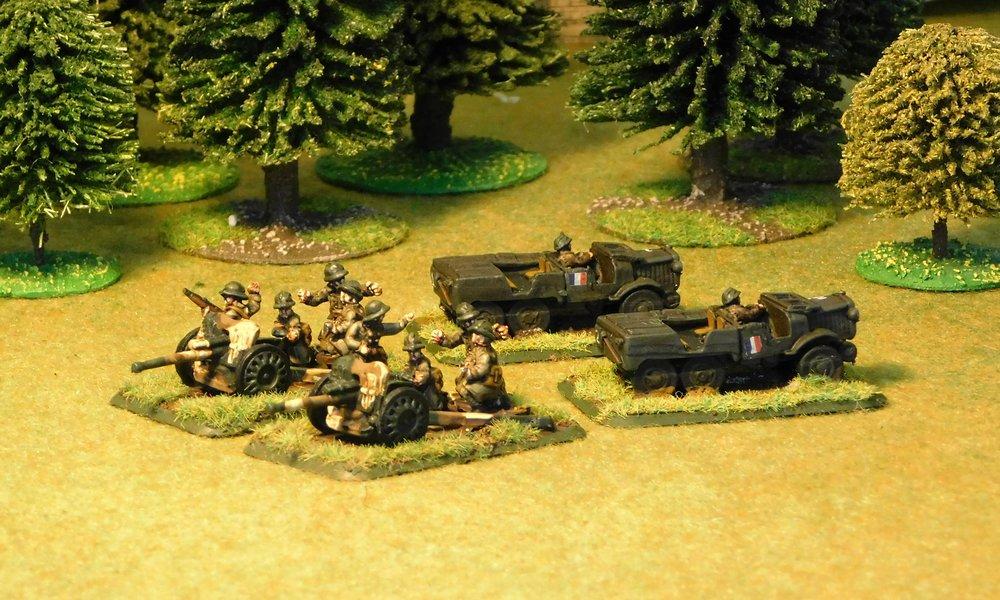 field artillery Anti-Tank Battery