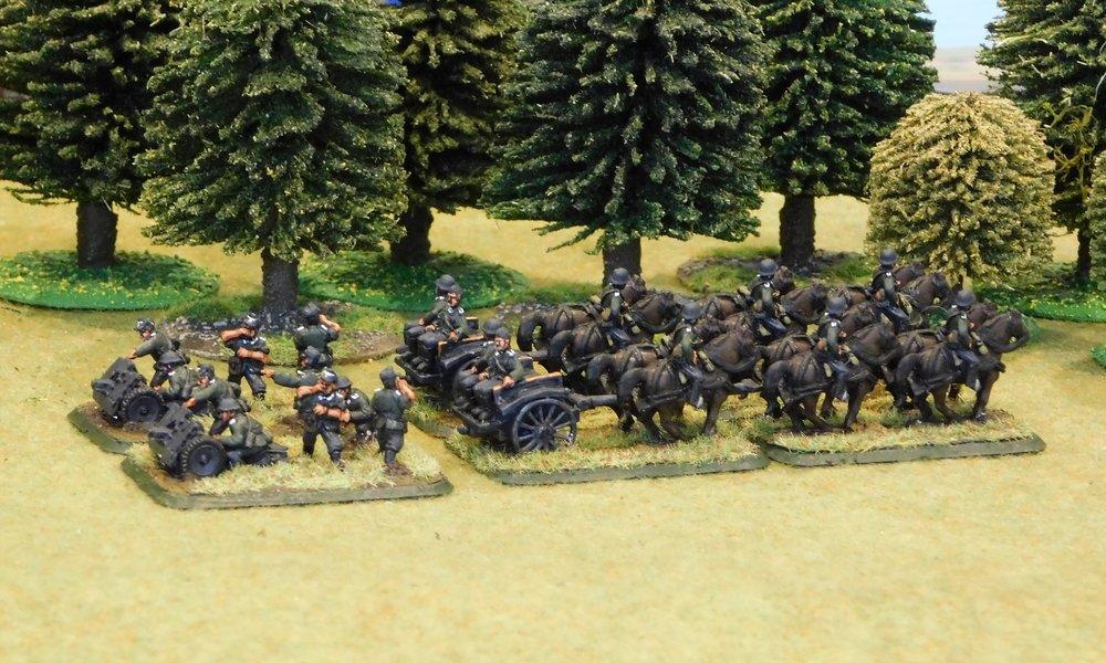 Infantry Gun Platoon (75mm)